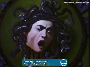 Caravaggio Experience presso Palazzo delle Esposizioni di Roma | Foto 01