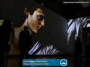 Caravaggio Experience presso Palazzo delle Esposizioni di Roma | Foto 03