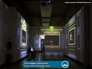 Caravaggio Experience presso Palazzo delle Esposizioni di Roma | Foto 06