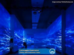 Caravaggio Experience presso Palazzo delle Esposizioni di Roma | Foto 09
