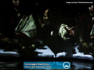 Caravaggio Experience presso Palazzo delle Esposizioni di Roma | Foto 11