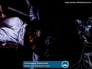 Caravaggio Experience presso Palazzo delle Esposizioni di Roma | Foto 12