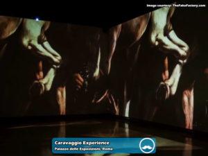 Caravaggio Experience presso Palazzo delle Esposizioni di Roma | Foto 13