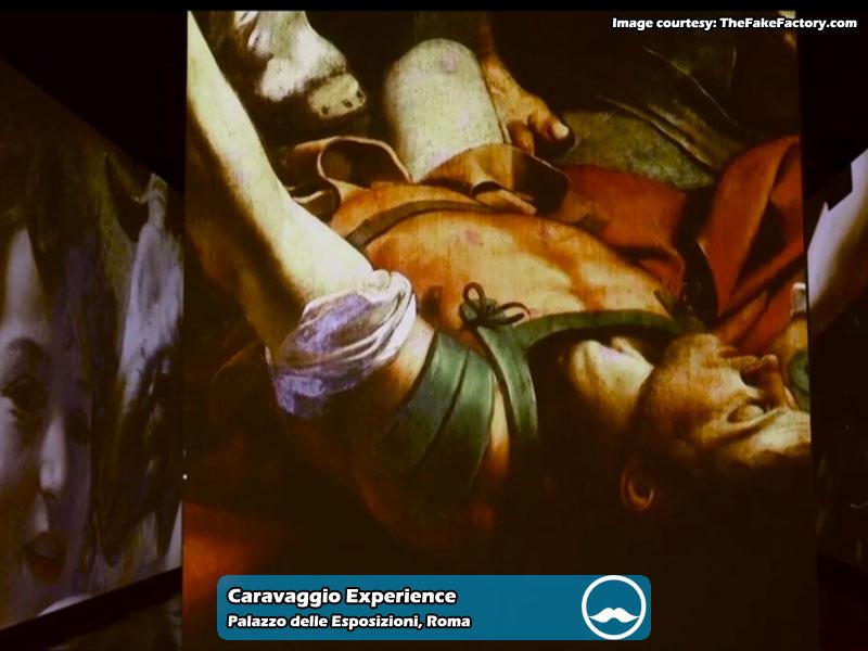 Caravaggio Experience presso Palazzo delle Esposizioni di Roma | Foto 15