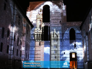 Divina Bellezza presso il Duomo Nuovo di Siena | Foto 12