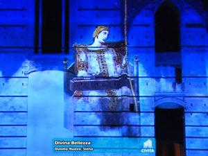 Divina Bellezza presso il Duomo Nuovo di Siena | Foto 15