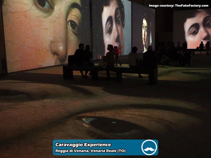 Caravaggio Experience presso Reggia di Venaria Reale | Foto 02