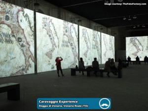 Caravaggio Experience presso Reggia di Venaria Reale | Foto 07
