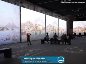 Caravaggio Experience presso Reggia di Venaria Reale | Foto 08