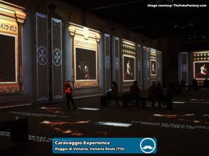 Caravaggio Experience presso Reggia di Venaria Reale | Foto 10