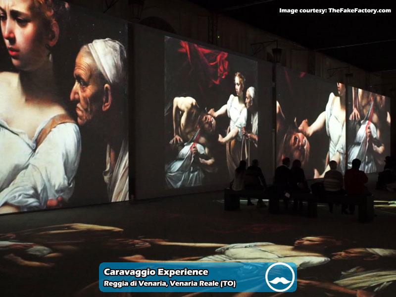 Caravaggio Experience presso Reggia di Venaria Reale | Foto 11
