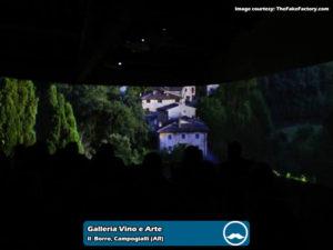 Galleria Vino e Arte presso Il Borro Toscana | Foto 06
