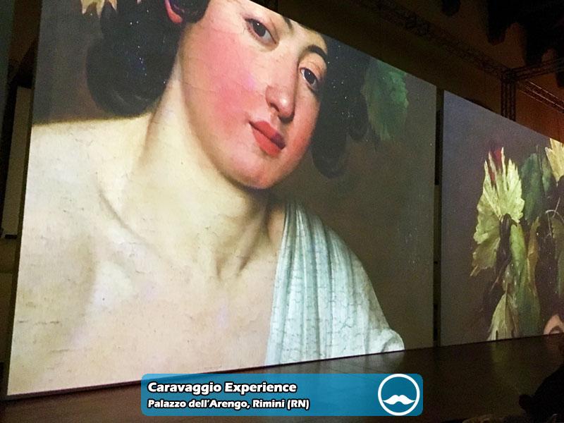 Caravaggio Experience presso Palazzo dell'Arengo a Rimini | Foto 01