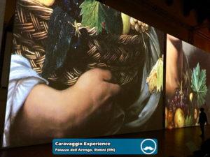 Caravaggio Experience presso Palazzo dell'Arengo a Rimini | Foto 02