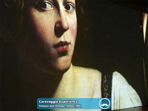 Caravaggio Experience presso Palazzo dell'Arengo a Rimini | Foto 05
