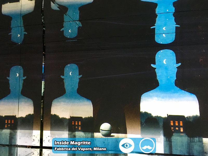 Inside Magritte presso la Fabbrica del Vapore di Milano | Foto 01