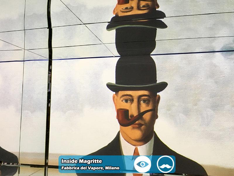 Inside Magritte presso la Fabbrica del Vapore di Milano | Foto 03