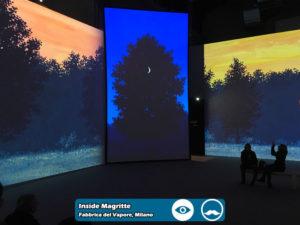 Inside Magritte presso la Fabbrica del Vapore di Milano | Foto 05
