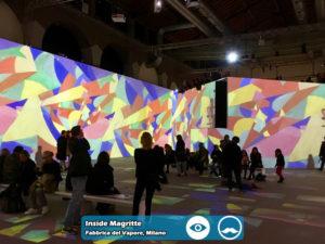 Inside Magritte presso la Fabbrica del Vapore di Milano | Foto 08
