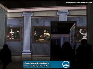 Caravaggio Experience presso Palazzo delle Esposizioni di Roma | Foto 05