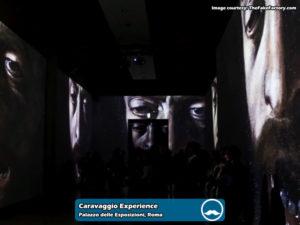 Caravaggio Experience presso Palazzo delle Esposizioni di Roma | Foto 08