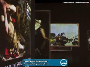 Caravaggio Experience presso Palazzo delle Esposizioni di Roma | Foto 10