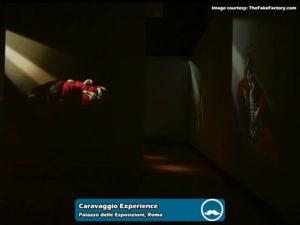 Caravaggio Experience presso Palazzo delle Esposizioni di Roma | Foto 17