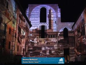 Divina Bellezza presso il Duomo Nuovo di Siena | Foto 01