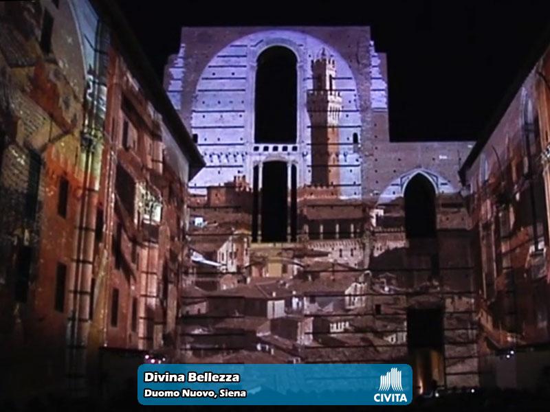 Divina Bellezza presso il Duomo Nuovo di Siena   Foto 01