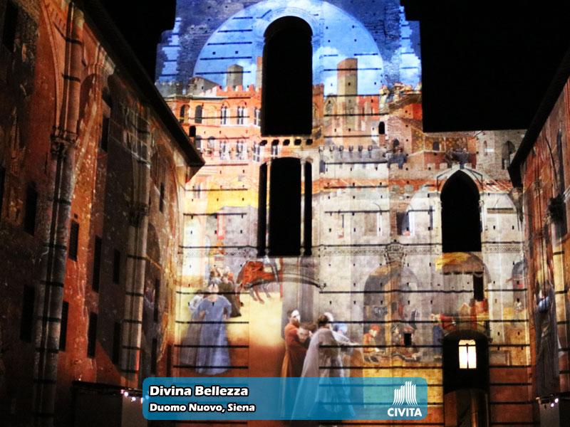 Divina Bellezza presso il Duomo Nuovo di Siena   Foto 05