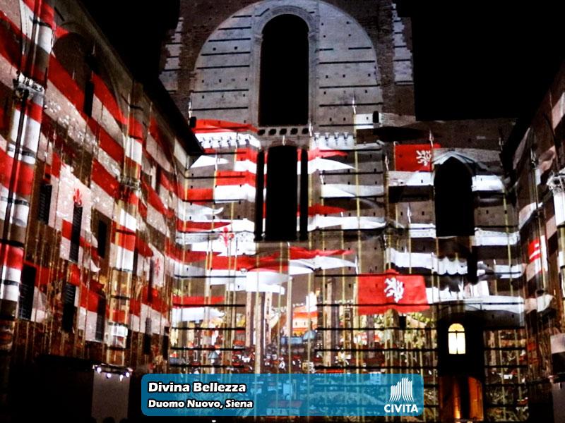 Divina Bellezza presso il Duomo Nuovo di Siena   Foto 06