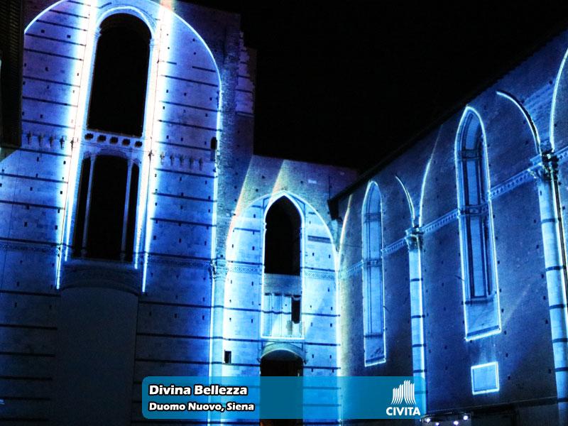 Divina Bellezza presso il Duomo Nuovo di Siena   Foto 07