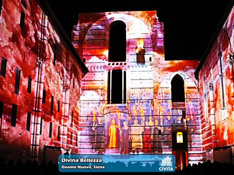 Divina Bellezza presso il Duomo Nuovo di Siena   Foto 09
