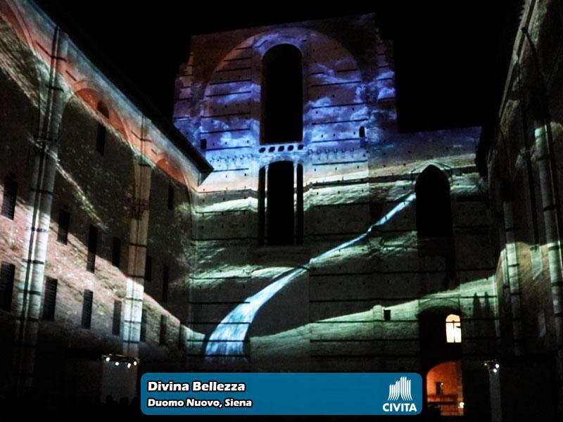 Divina Bellezza presso il Duomo Nuovo di Siena   Foto 10
