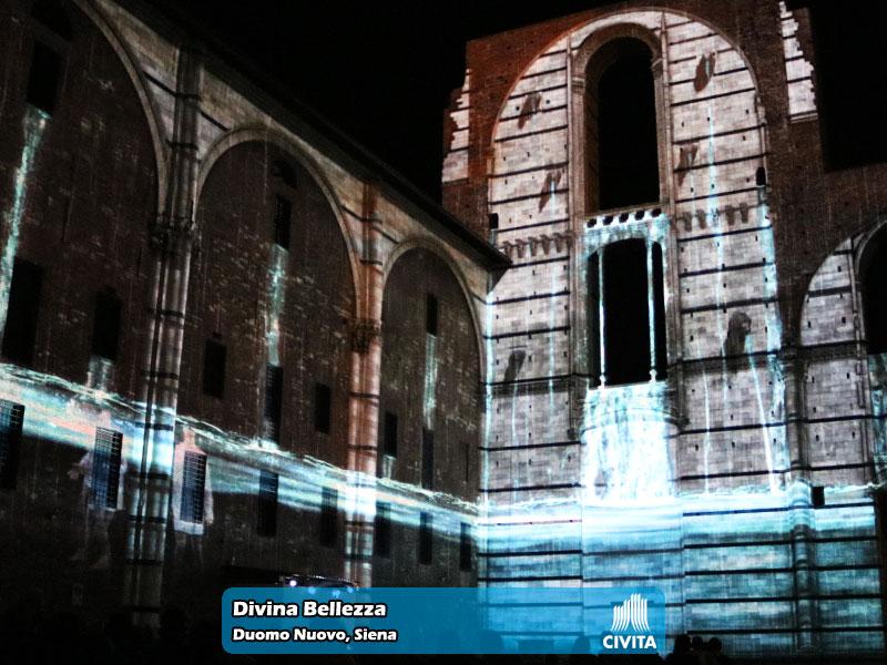 Divina Bellezza presso il Duomo Nuovo di Siena   Foto 13