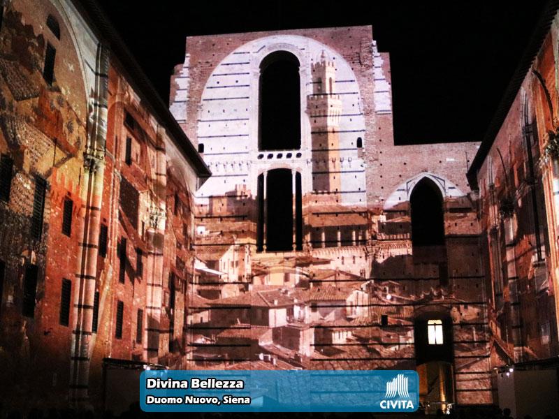 Divina Bellezza presso il Duomo Nuovo di Siena   Foto 14
