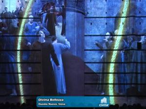 Divina Bellezza presso il Duomo Nuovo di Siena | Foto 17