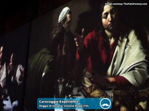 Caravaggio Experience presso Reggia di Venaria Reale | Foto 01