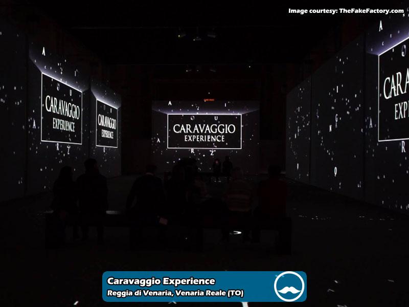 Caravaggio Experience presso Reggia di Venaria Reale | Foto 04