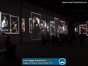 Caravaggio Experience presso Reggia di Venaria Reale | Foto 09