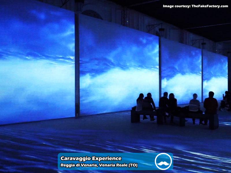 Caravaggio Experience presso Reggia di Venaria Reale | Foto 12