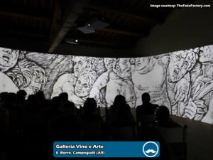 Galleria Vino e Arte presso Il Borro Toscana | Foto 02