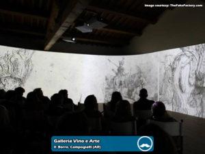 Galleria Vino e Arte presso Il Borro Toscana | Foto 03
