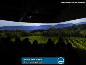 Galleria Vino e Arte presso Il Borro Toscana | Foto 07