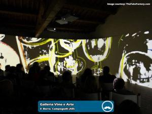 Galleria Vino e Arte presso Il Borro Toscana | Foto 08