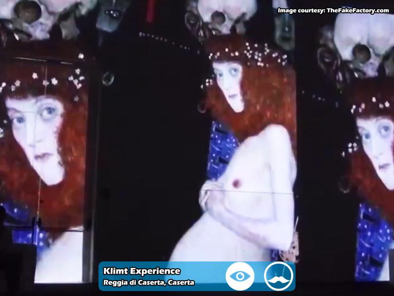 Klimt Experience presso Reggia di Caserta | Foto 10