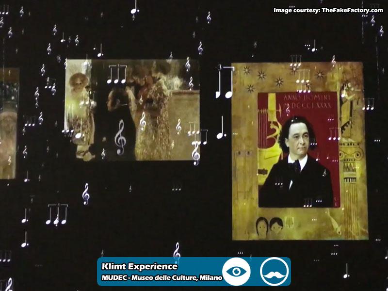 Klimt Experience presso MUDEC di Milano   Foto 02