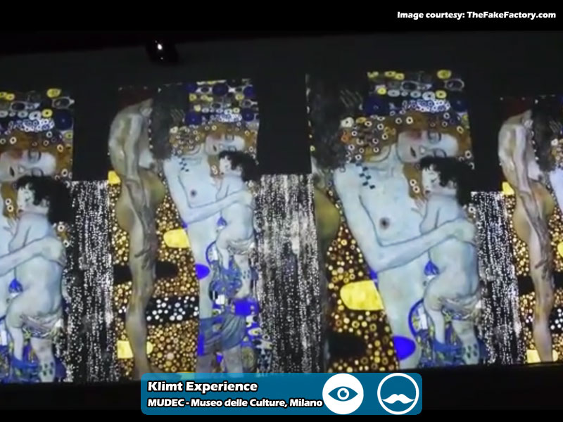 Klimt Experience presso MUDEC di Milano   Foto 04