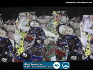 Klimt Experience presso MUDEC di Milano | Foto 05
