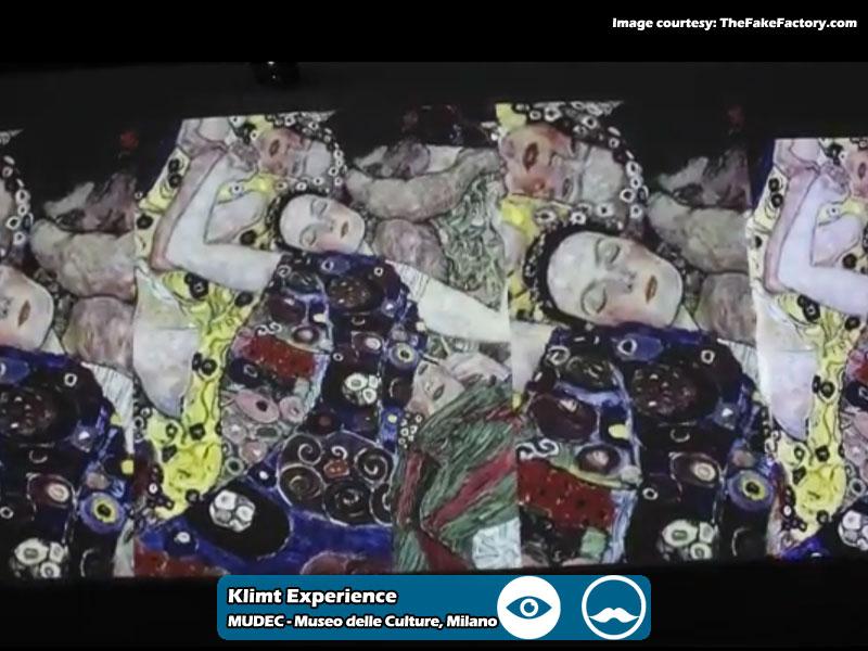 Klimt Experience presso MUDEC di Milano   Foto 05